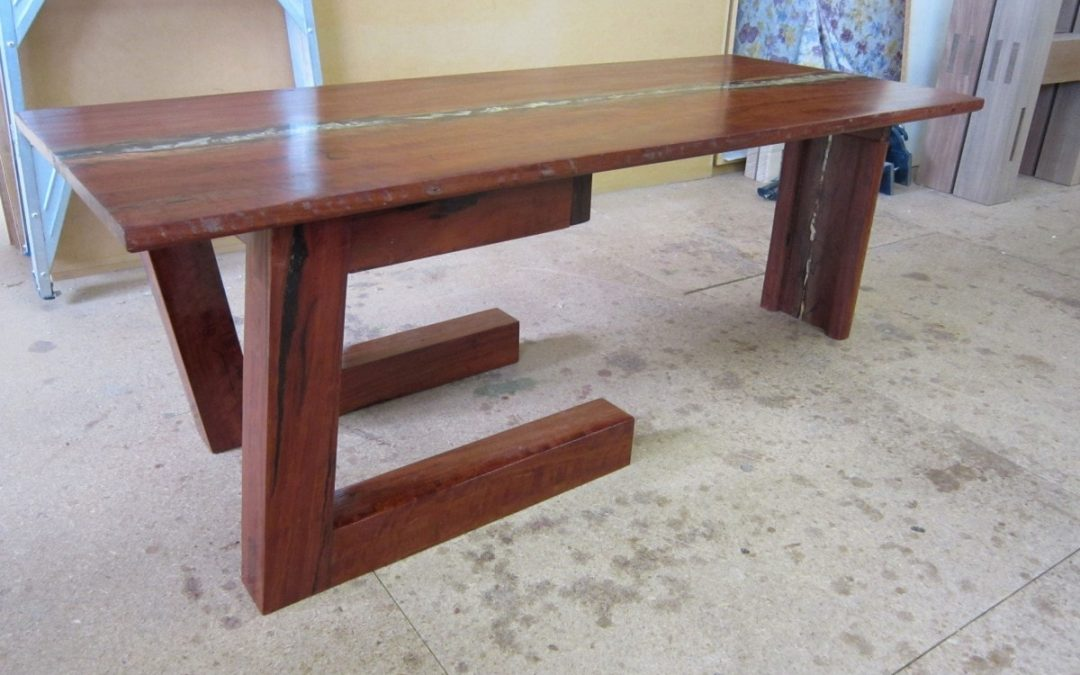 Redgum Coffee Table